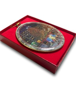 Rockefeller Center Christmas Night Christmas Ornament box CO48955 from ny christmas Gifts