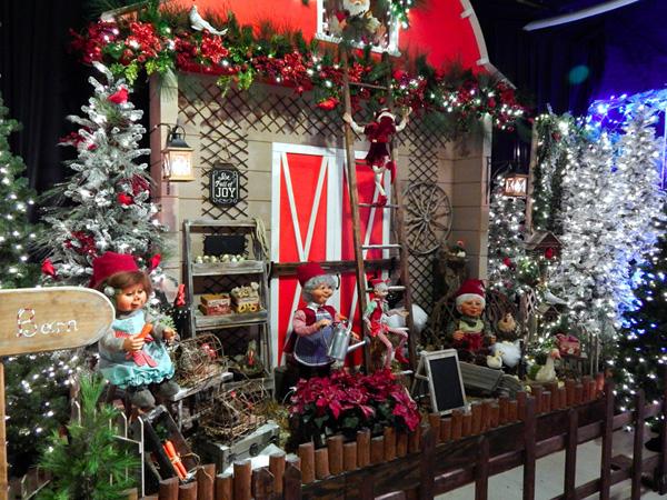 Christmas in New York Holidays Display NYC 1