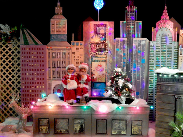 Christmas in New York Holidays Display NYC 10