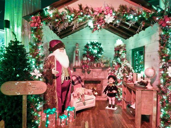 Christmas in New York Holidays Display NYC 5