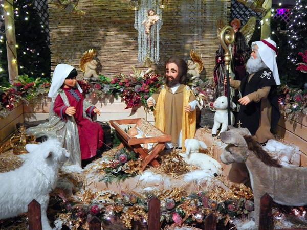 Christmas in New York Holidays Display NYC 6