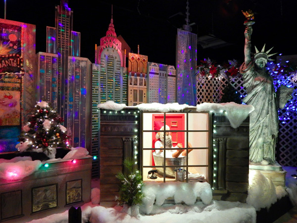 Christmas in New York Holidays Display NYC 9