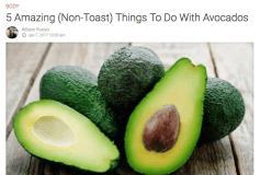 http://collegecandy.com/2017/01/07/avocado-toast-recipes-nutrition-health-benefits-beauty-skincare/