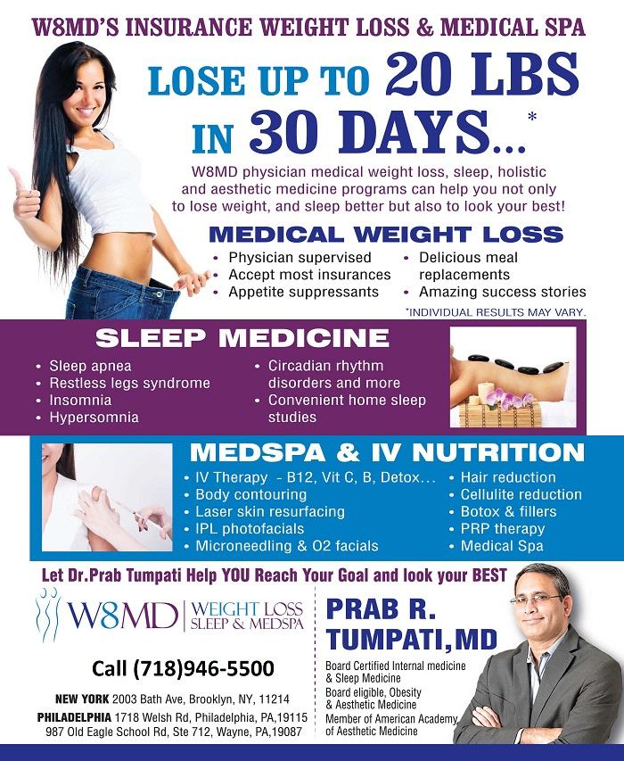 W8MD weight loss medspa NYC