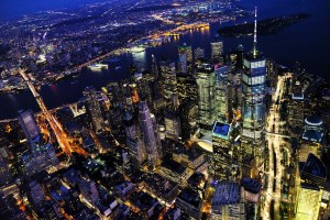 NYC city view  - something that makes students think about relocating to New York