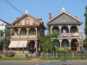 Old NJ houses perfect to live in after retiring in NJ.