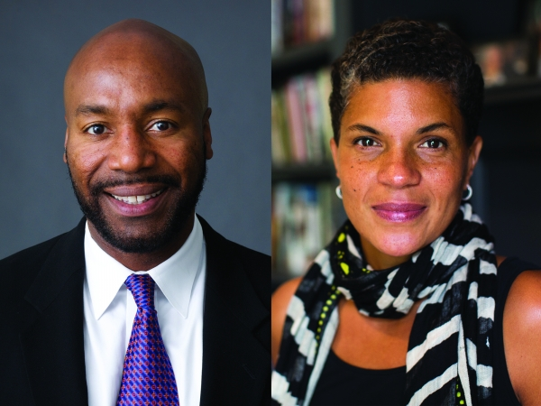 Brooklyn Talks: Paul Butler with Michelle Alexander At The ...