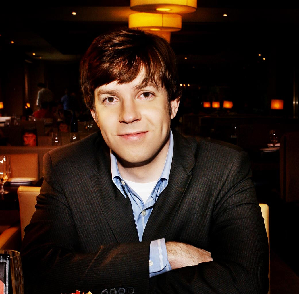 Jason Sudeikis (SNL) performs with other TV and Broadway stars tonight at Gravid Water