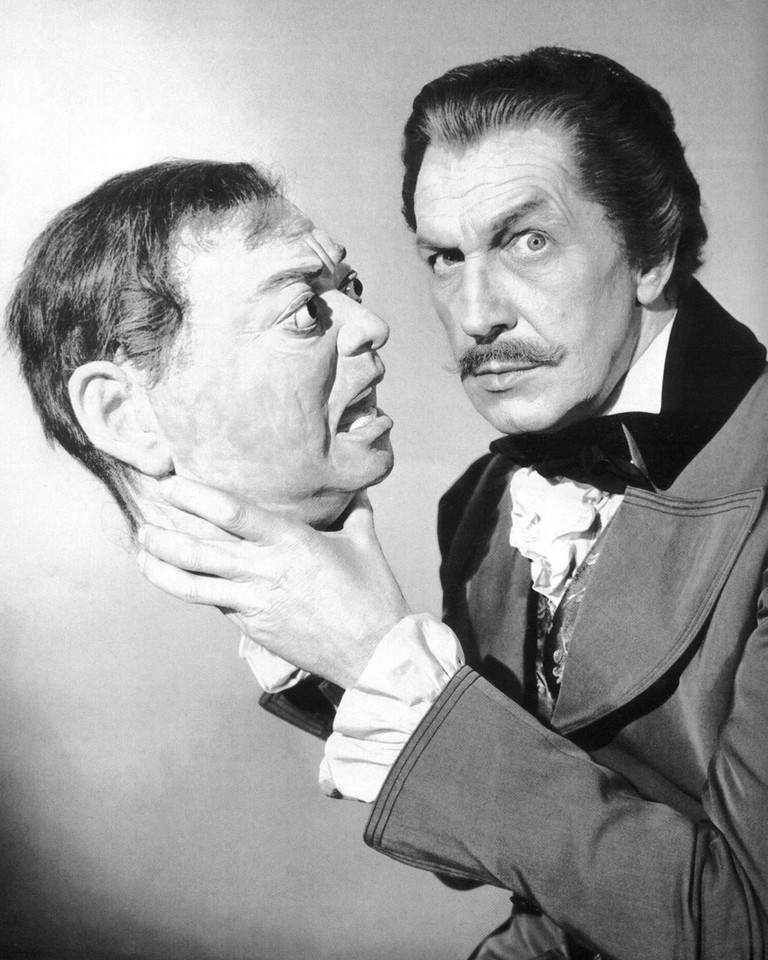 Super-fan Kevin Maher unveils a glorious collection of horror movie clips tonight at Kevin Geeks Out About Vincent Price