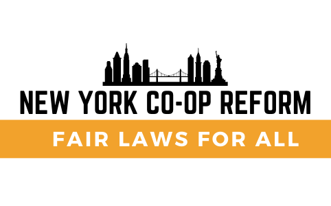 New York Co-Op Reform Advocacy and Information