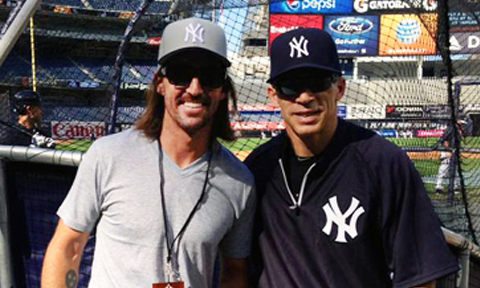 Jake Owen New York Yankees