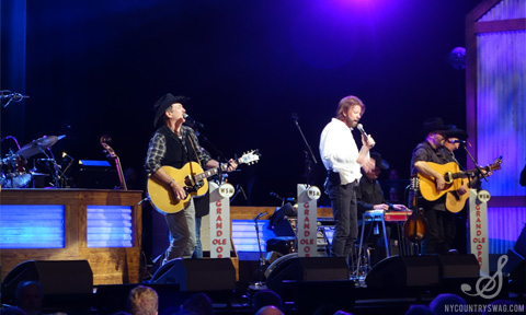 Brooks and Dunn Grand Ole Opry I NYCountry Swag