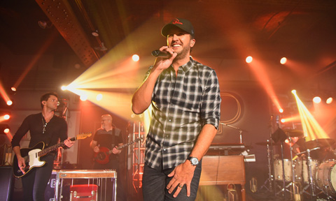 Luke Bryan Getty Images