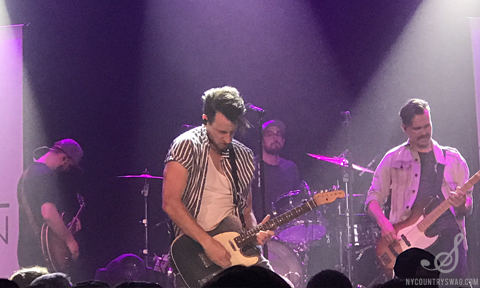 Russell Dickerson New Jersey