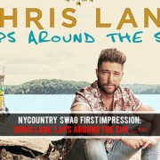 Chris Lane Laps Around the Sun