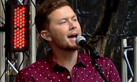Scotty McCreery Fox & Friends