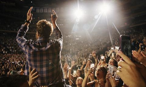 Dierks Bentley Madison Square Garden
