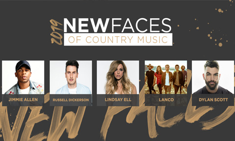 CRS New Faces 2019