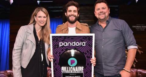 Thomas Rhett Album Release Week Pandora