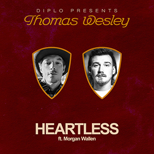 Diplo, Morgan Wallen, Heartless