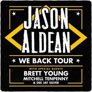 We Back Tour Jason Aldean