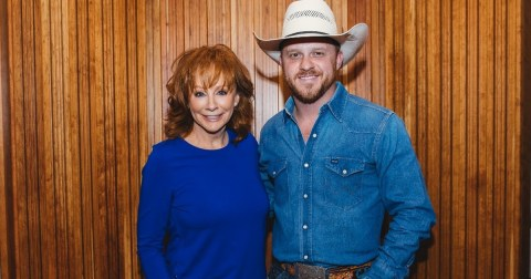 Cody Johnson, Reba McEntire, Dear Rodeo