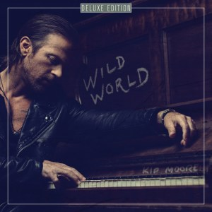 Kip Moores's 'Wild World Deluxe Album' is available everywhere now, February 12th