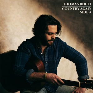 Thomas Rhett Announced Plans to Release A Double Album, 'Side A' and 'Side B'