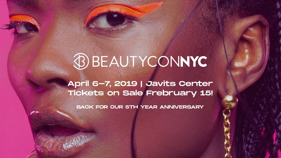 *GIVEAWAY* Beautycon NYC- Saturday April 6th- Sunday April 7th