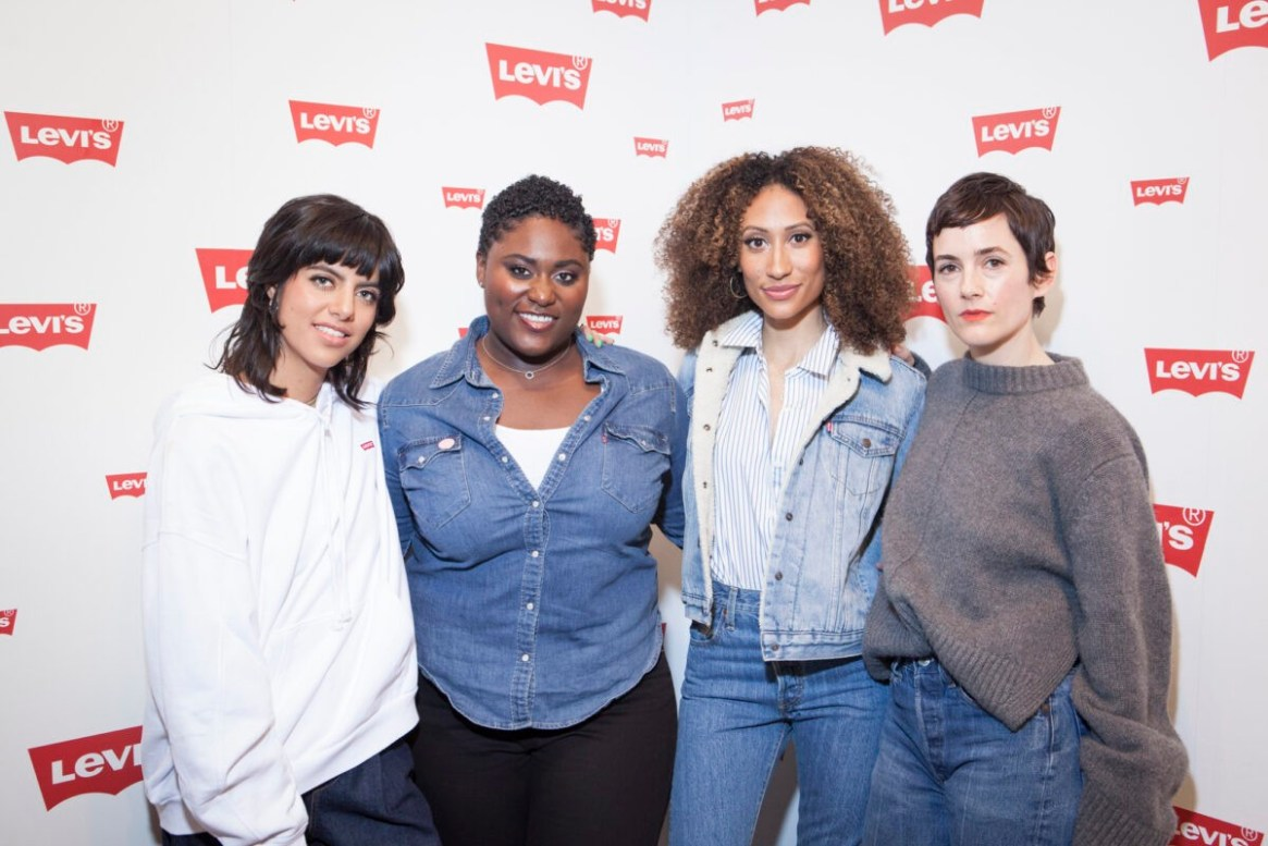 Levi's Celebrates International Women's Day w/ Their 'I Shape My World' Campaign