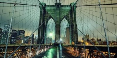 @QuietEvents Brooklyn Bridge Dance Party- Friday May 17th