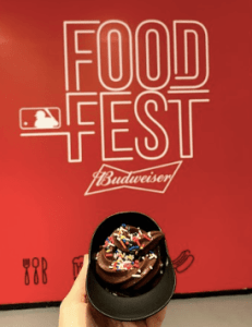Take Me Out to the @MLB Foodfest