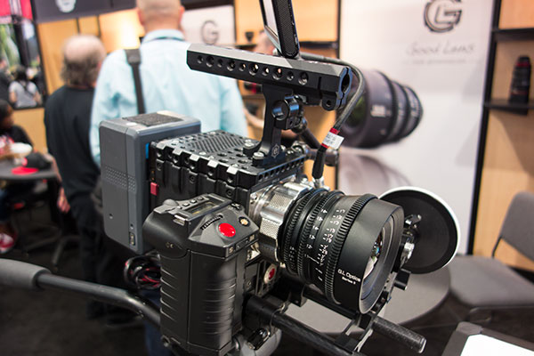 GL Optics was among a small group of companies that took classic lenses from optics manufacturers such as Cooke and placed them into new, more up to date housings.