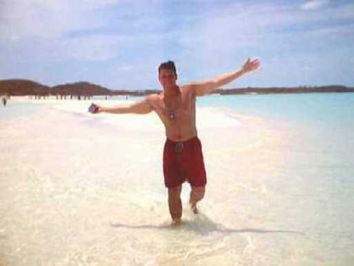 bahamas island beach