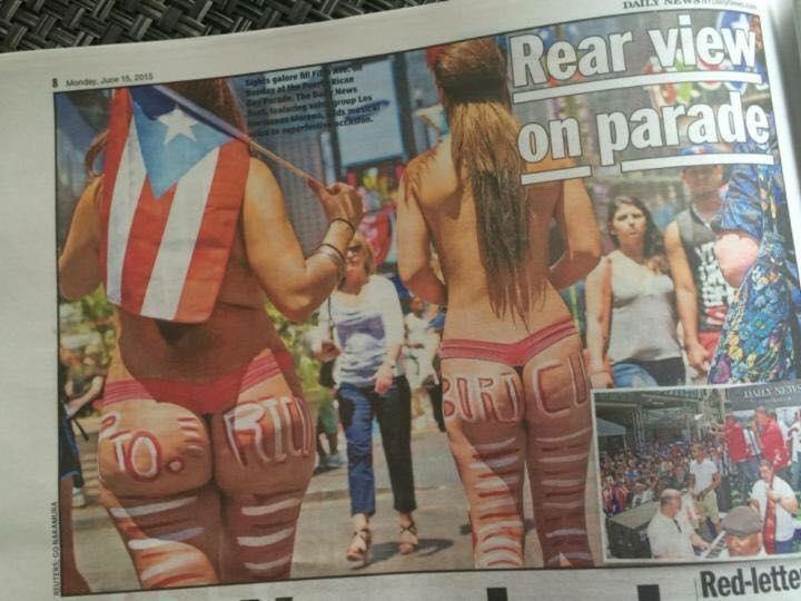 shame on daily news