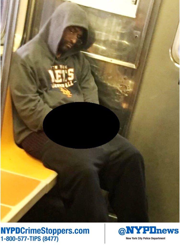 subway perv
