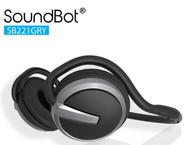 Soundbot SB221 Headphone review