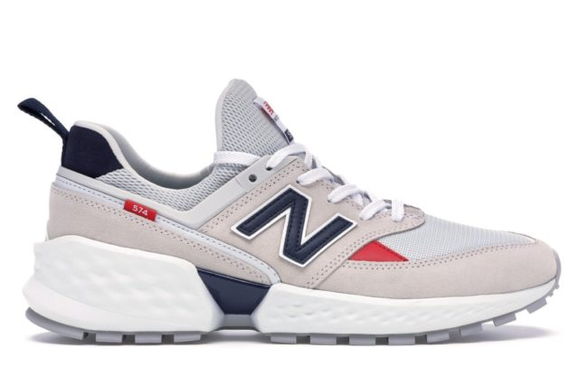 New Balance 574 first impressions