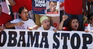 Obama Göçmenlik Reformu Çalışmalarını Erteledi