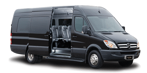14 PASSENGER EXECUTIVE SPRINTER VAN