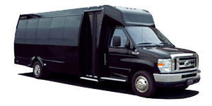 24 PASSENGER MINI COACH BUS