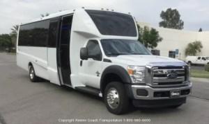 shuttle bus rental bronx