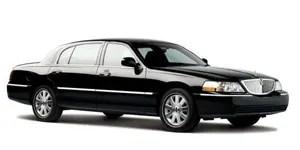 Lincoln EXECUTIVE Sedan