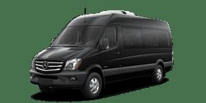 14 passenger sprinter van for rent in NY, NJ & CT