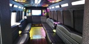 Luxury Buses Rental - NY Metro Area: Manhattan NYC, Brooklyn, Queens, Long Island & NJ