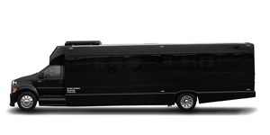 38 PASSENGER LIMO/LOUNGE BUS