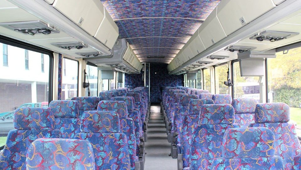 Charter Bus Rental Manhattan