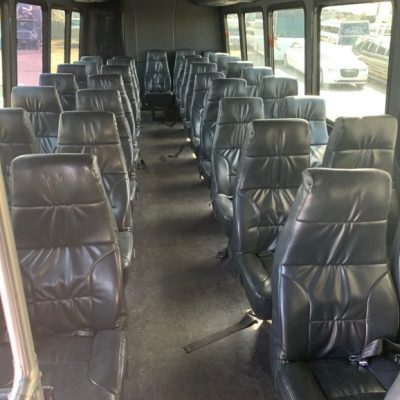 Rent bus in NYC 36-PASSENGER