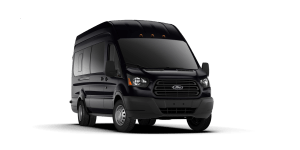 Rent 14 passenger Ford high top van in NY, NJ & CT USA