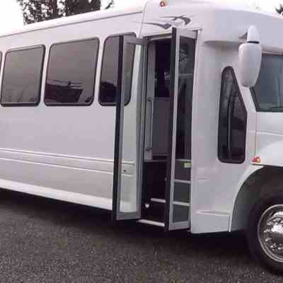 Charter Bus Rental nyc